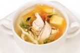 Суп c курицей